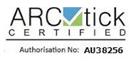 arctick-certificate-logo