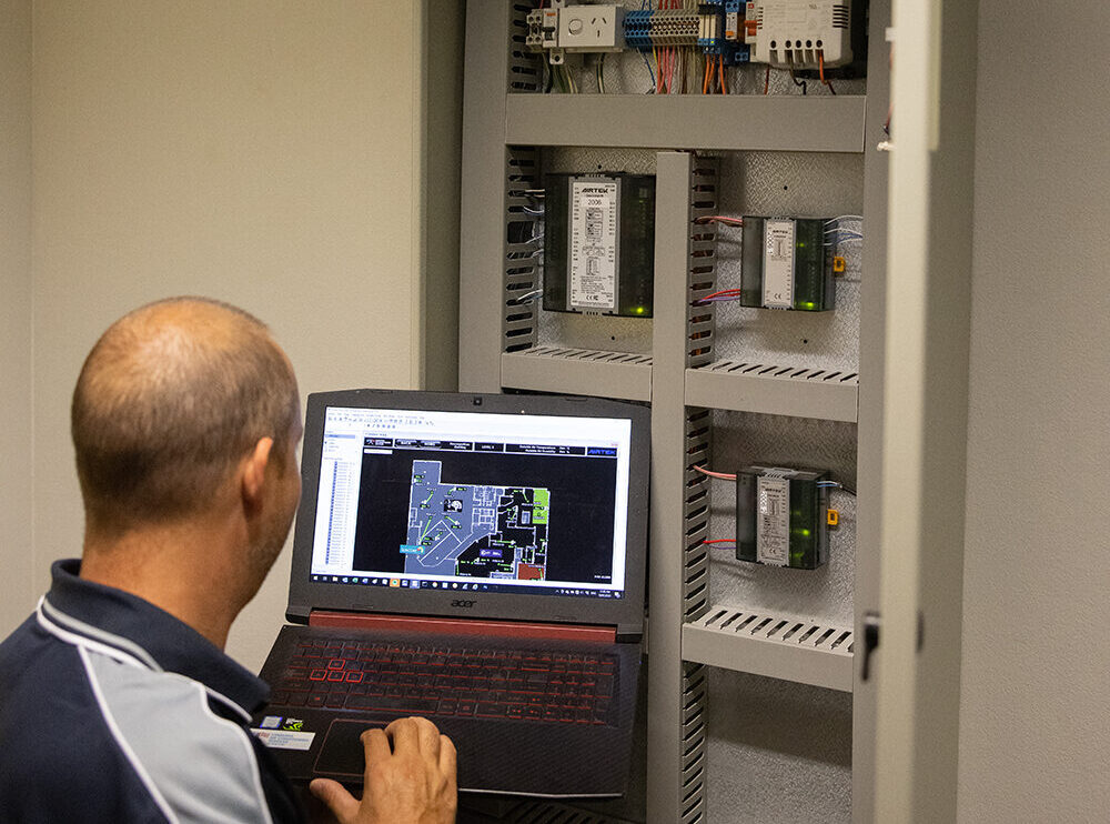 Building Management Systems (BMS)